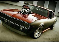 Classic Muscle Car!