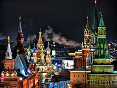 Moscow, Red Square, #Russia