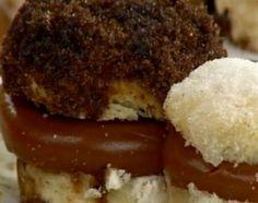 Deliciosas tortitas negras y blancas. el mate, para el, argentin food, receta de, de cocina, blanca para, argentinean recip
