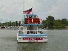 Chesapeake bay skipjacks other boats on pinterest for Fishing charters hampton va