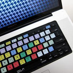 Photoshop Keyboard Shortcut Skin