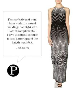 The Perfect Summer Maxi Dress.  Available in Petites and Regular sizes.  The Limited #Petites #MaxiDress maxi dresses