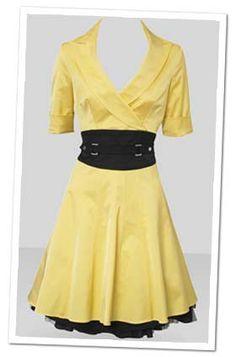 Very cute 50s dress I