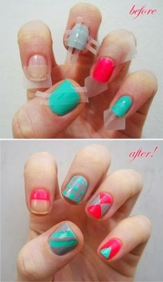 nail art tutorials, 2014 crafts, nail painting, nail designs, nail arts