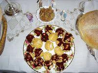 Foods for St. Joseph's Altar