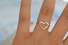 I love rings.
