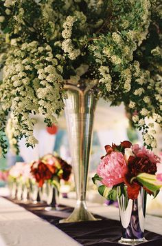 So beautiful!! Floral Design by dolleymadisongardenclub.org, Photography by jenfariello.com