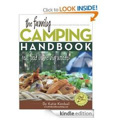 Family Camping Handbook Free for Kindle