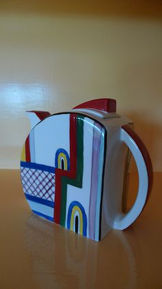 clarice cliff teapot - Google Search