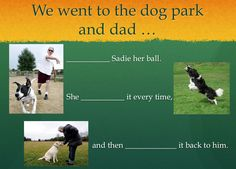 Ms. B the SLP: Freebie! Irregular Past Tense PowerPoint. Pinned by SOS Inc. Resources http://pinterest.com/sostherapy.