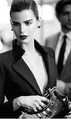 chic, blazer, fashion street, eleg, timeless style, classi, beauti, black