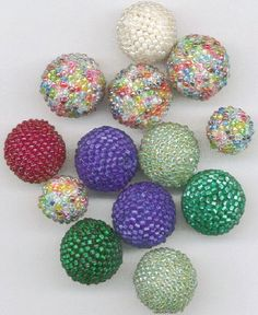 hmmm, bead bead, crochet bead, bead crochet, bead ball, jewelri, diy