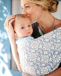 organic baby carrier :)