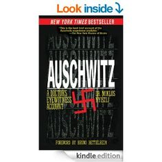 Auschwitz: A Doctor's Eyewitness Account by Miklos Nyiszli, Bruno Bettelheim, Tibere Kremer, Richard Seaver.  Cover image from amazon.com.  Click the cover image to check out or request the biographies and memoirs kindle.