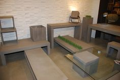 These pieces by Pearlink World Ltd are the definition of modern elegance! TheHome.com  #hpmkt