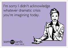 so sorry...