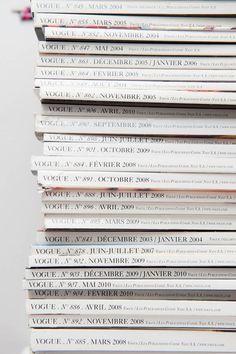 French Vogue #livinginstyle libraries, vogue paris, offices, backgrounds, white, street styles, fashion magazines, vogue magazine, black