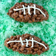dessert recipes, football parties, footbal parti, cereal