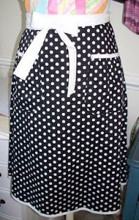 This site has 200+ clothes recycled to to other clothing items. Upcycle an APRON from Summer dresses