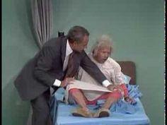 The Carol Burnett Show - The old man - The hospital
