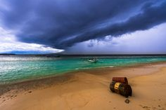 Storm over Lombok by Adam Allegro, via 500px