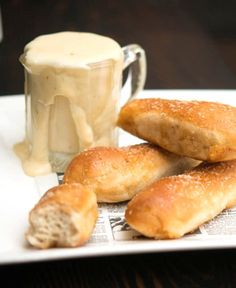 Baltimore's Food Market is the perfect stop for small bites like Amish soft pretzels with beer-cheese fondue; but the big plates of creative comfort food are not to be missed.