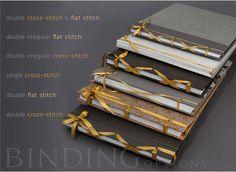 Japanese bookbinding styles
