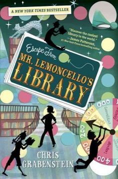Twelve-year-old Kyle gets to stay overnight in the new town library, designed by his hero (the famous gamemaker Luigi Lemoncello), with other students but finds that come morning he must work with friends to solve puzzles in order to escape.
