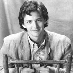 Andrew McCarthy - Always loved him.
