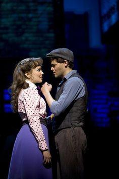 Newsies on Broadway <3