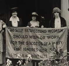 Susan B. Anthony..should be every womans hero