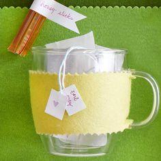 Tea Kit Birthday Favor