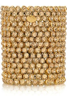 Philippe Audibert  Sottoveste gold-plated topaz cuff