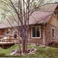 Cordwood Home Construction Best Practices – Green Homes – MOTHER EARTH NEWS