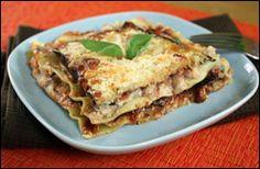 HG - eggplant lasagna