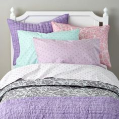 Dream Girl Kid Bedding  | LandOfNod