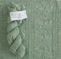 Sylvan Spirit by Green Mountain Spinnery - A FREE knit block pattern from your friends at Love of Knitting magazine. We invite you to knit our Year of Yarn blanket together for a stunning afghan!