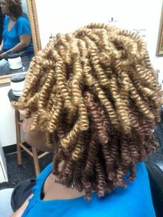 natural black hairstyles on pinterest twist outs havana