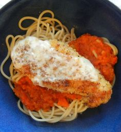 Recipe for Chicken Parmesan