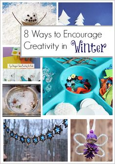8 Winter Activities for Kids to Encourage Creativity
