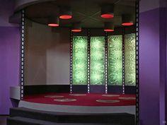 1966 Star Trek Set / Transporter Room