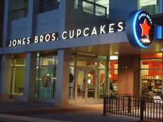"""Jones Bros. Cupcakes, 2121 S. 67th St., is more than just a pastry shop, but why would you want to get anything else? Winners of the Food Network's 2012 edition of """"Cupcake Wars,"""" this is the perfect place to grab a lunch, dinner, and, of course, dessert. Find out more at www.jonesbroscupcakes.com"""