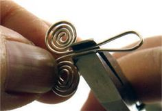 Get tips on how to make wire jewelry with ease.