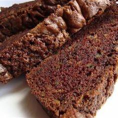 Chocolate Zucchini Bread I - Allrecipes.com