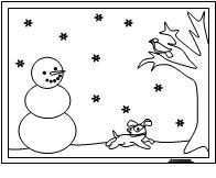 free snow following directions activity step direct, following directions, direct kindergartenklubcom, direct activ