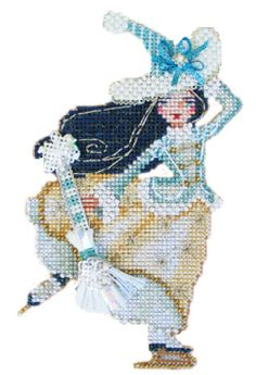 perforated paper cross stitch