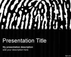 El fondo de PowerPoint plantilla Huella dactilar es un fondo de PowerPoint ideal para investigación o detectives que necesiten crear presentaciones sobre casos de investigación en PowerPoint