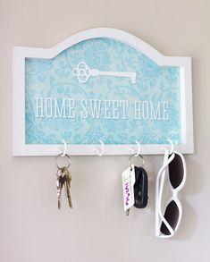Jenna Sue: $5 DIY Key Rack