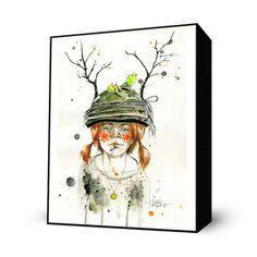 Sun Mini Art Block, $26, now featured on Fab.