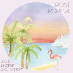 James Vincent McMorrow announces upcoming album, Post Tropical.  Pre-order beings October 22, album available January 14, 2014.